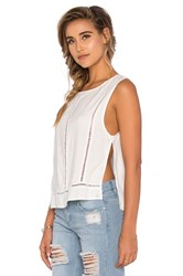 Obey Vicious Tank Ivory