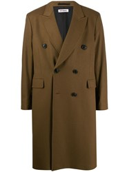 Our Legacy Whale Double Breasted Coat 60