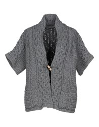Coast Weber And Ahaus Cardigans Grey
