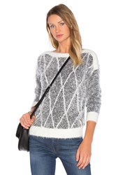 Leo And Sage Crew Neck Sweater Gray