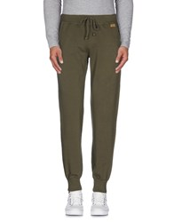 Met And Friends Trousers Casual Trousers Men Military Green
