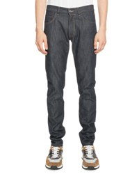 Berluti Dark Wash Denim Jeans Indigo
