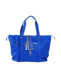 U.S. Polo Assn. U.S.Polo Bags Handbags Blue