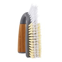 Full Circle Grout And Tile Brush Grey