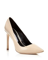 Charles David Caterina Pointed Pumps Nude