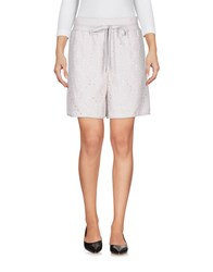 Emporio Armani Bermudas Light Grey