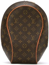 Louis Vuitton Vintage 'Great Monogram' Backpack Brown