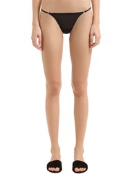 Wolford Sheer Tulle Thong
