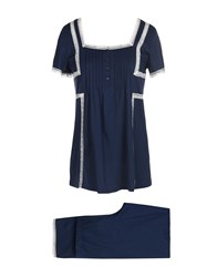 Vivis Sleepwear Dark Blue