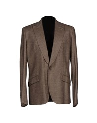 John Galliano Blazers Brown