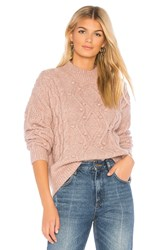 Heartloom Hazel Sweater Blush