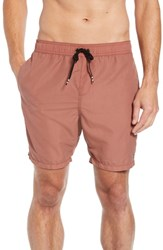 Billabong All Day Layback Board Shorts Rust