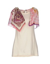 Coast Weber And Ahaus Topwear T Shirts Women Ivory