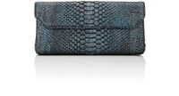 Baraboux Women's Anna Long Clutch Blue