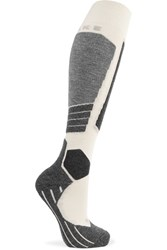 Falke Ergonomic Sport System Sk2 Knitted Socks White