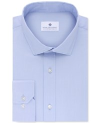 Ryan Seacrest Distinction Men's Slim Fit Ultimate Stretch Non Iron Dress Shirt Only At Macy's Ice