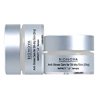 Bionova Women's Nano Skin Tech Facial Anti Stress For Oily Dry Skin Level 2 No Color