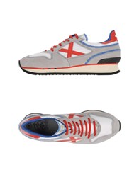 Munich Footwear Low Tops And Trainers Men White