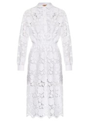 N 21 Floral Lace Shirtdress