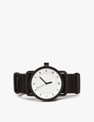 Tid No. 1 Watch In White