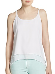 Dex Layered Scoopneck Tank Top