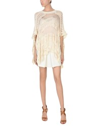 See By Chloe Capes And Ponchos Ivory