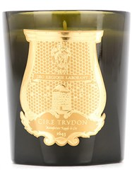 Cire Trudon Plaque Candle Green