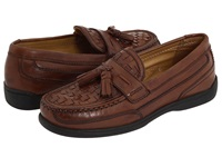 Dockers Marilla Antique Brown Leather Men's Slip On Shoes