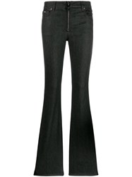 Tom Ford Flared Denim Jeans Black