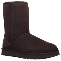 Ugg Classic Ii Short Ankle Boots Chocolate