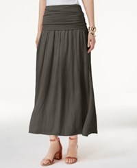 Inc International Concepts Petite Convertible Maxi Skirt Only At Macy's Before Dark