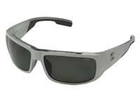 Zeal Optics Snapshot White Gloss W Polarized Dark Grey Lens Sport Sunglasses Beige
