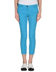 Pence Trousers Casual Trousers Women Azure
