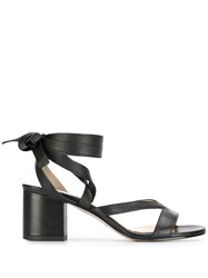 Fabio Rusconi Heeled Violetta Sandals Black