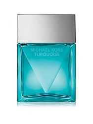 Michael Kors Turquoise Eau De Parfum Spray 3.4 Oz. No Color