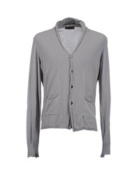 Jeordie's Cardigans Light Grey