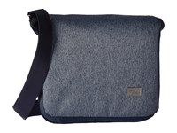 Jack Wolfskin Wool Tech Sling Bag Dark Sky Bags Navy