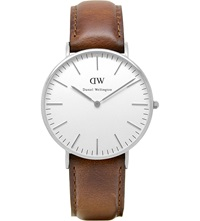Daniel Wellington 0607Dw Classic St Andrews Ladies Watch White
