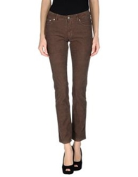 Mcs Marlboro Classics Casual Pants Dark Brown