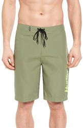 Hurley Men's One And Only 2.0 Board Shorts Palm Green