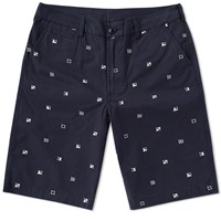 Barbour Flags Short Blue