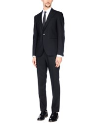 Angelo Nardelli Suits Black