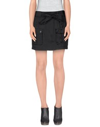 Guess By Marciano Skirts Mini Skirts Women Black
