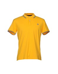 Ciesse Piumini Polo Shirts Yellow