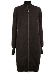 Isaac Sellam Experience 'Experience Dilettante' Coat Black