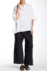 Planet Jersey Knit Spa Pant Black