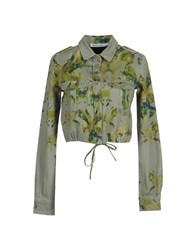 See By Chloe See By Chloe Shirts Long Sleeve Shirts Women Military Green