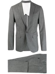 Dsquared2 Tokyo Two Piece Suit Grey