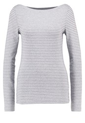 Gap Long Sleeved Top Grey
