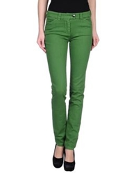 Balenciaga Denim Pants Green
